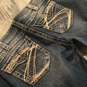Silver Jeans- Pioneer Fit